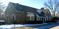 The Garden House at Boerner Botanical Gardens