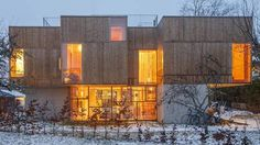 Single family house by Atelier Oslo