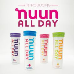 Nuun All Day – Packaging