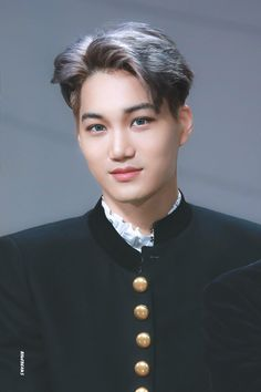 Kim Jongin: He's so pretty Exo Kai, Chanyeol, Kyungsoo, Kaisoo, Chanbaek, K Pop, F4 Boys Over Flowers, Exo Monster, Exo Facts