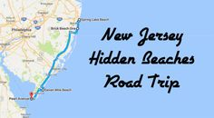 The Hidden Beaches Road Trip That Will Show You New Jersey Like Never Before