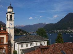 Cernobbio, Italy. I love the Lake Cuomo region!