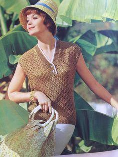 Spinnerin - Volume 165 - Fashion Magic Vintage Knitting, Knitting Patterns, Magic, Style, Fashion, Swag, Moda, Knit Patterns, Fashion Styles