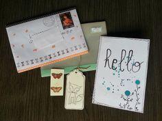 #buzoncreativo #snailmail #correo #mail #mariposas #foxy
