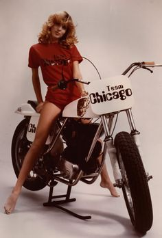 Chics and....bikes , no nudes please - Page 12 - The Jockey Journal Board