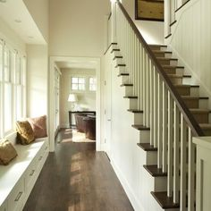 Spaces White Painted Wood Paneling Design, Pictures, Remodel, Decor and Ideas - page 12