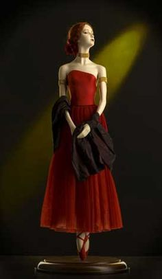 Anna - by Alexandra Koukinova dolls