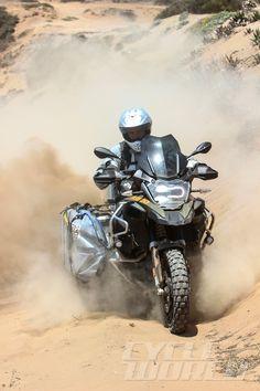 Cycle World - BMW R1200GS Adventure vs. KTM 1190 Adventure R - Long-Term Test Wrap-Up