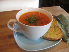 Your Vegan Mom: Tomato Soup