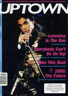 Prince, UPTOWN magazine