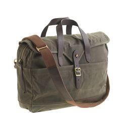Abingdon laptop bag : abingdon | J.Crew