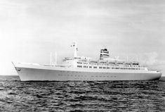STATENDAM Eigenaar N.V. Nederlandsch-Amerikaansche Stoomvaart Maatschappij – Holland-Amerika Lijn, Rotterdam Bouwwerf Dok-...