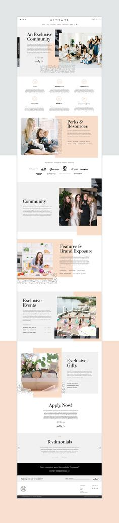 Heymama Branding - Mindsparkle Mag