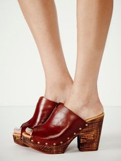 Free People Chelle Clog