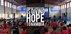 Community Hope School | Hope Through Education