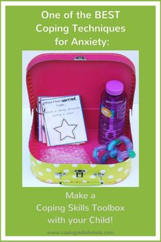 Does your child get stressed and anxious? Try creating a coping skills toolbox to help! Learn more at www.copingskillsf...