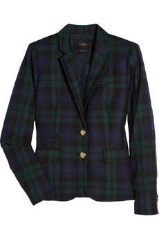 #FF true story: this plaid is the same print & color of my old school uniform skirt.