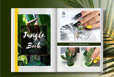 😍🌴 Operele de arta in miniatura, pe unghii, fac diferenta dintre o manichiura obisnuita si una spectaculoasa! 💅 Azi m-am gandit sa te inspir cu modele amazoniene si detalii fresh! 💚🏝 Summer Nails, Tropical, Nail Art, Summery Nails, Nail Arts