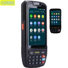 261.25$  Watch here - http://ali08u.worldwells.pw/go.php?t=32541593716 - Caribe PL-40L android 5.1 portable GPS receiver industrial pda wireless usb data collector with 1d laser scanner