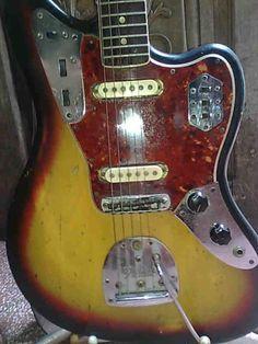 1964 Fender Jaguar Guitar