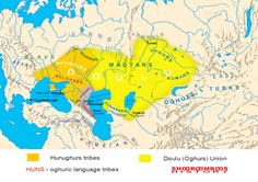 Chuvash history by Shooroomboos