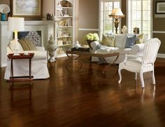 Armstrong Hickory - Antler Brown
