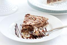 Creamy Chocolate Coconut Pie #EmpoweredSustenance