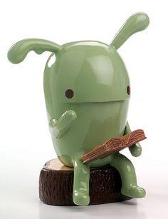Giant Pecan #mini #figure