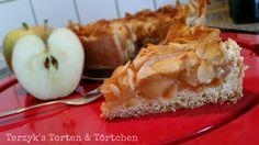 Terzyks Torten und Törtchen: Lieblingsrezept saftig fruchtiger Apfelkuchen.