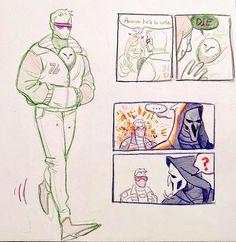 Reaper76 doodles