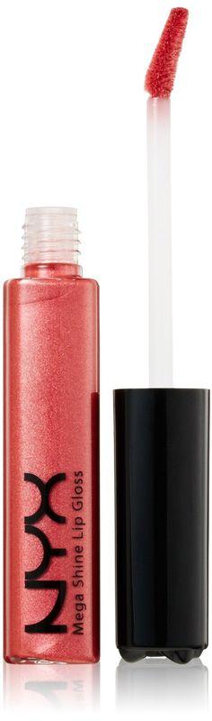 NYX Mega Shine Lip Gloss Copper Penny: