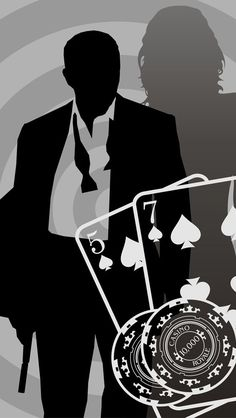 James Bond iPhone 5 Wallpapers