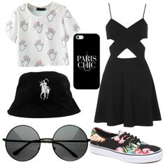 Casual #3 by andreinabaiesi on Polyvore featuring polyvore fashion style Topshop Vans Casetify