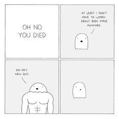 pdlcomics:  Died Poorly Drawn Linesby Reza Farazmand[website|tumblr|twitter|facebook]