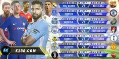 Template Soccer Schedule K138