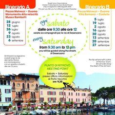 Visite guidate gratuite a Desenzano del Garda @gardaconcierge