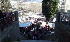 The famous pazari.. Every Saturday in Xanthi Town... Thrace..Greece..
