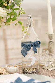 Inspiration - Hochzeit - Blau - Weibi.at