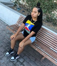 Outfits With Vans – Lady Dress Designs Cute Swag Outfits, Chill Outfits, Dope Outfits, Simple Outfits, Casual Outfits, Outfits With Jordans, Boujee Outfits, Jean Outfits, Jordan Outfits For Girls
