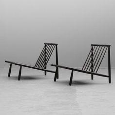 1 x Alf Svensson Domus Lounge Chair - Dux Sweden Vintage Designklassiker Design…