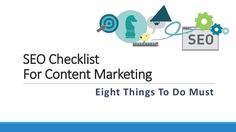 To win the race of digital marketing, alway appear with new idea and quality content to achieve your desired goal. Here in this SEO presentation, we have share…