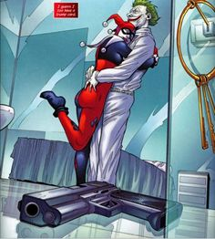 Harley Quinn and the Joker | Mad Love