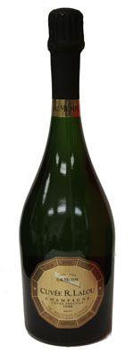 Champagne G.H. Mumm, 1998 Brut R. Lalou Cuvee Prestige  I  Dessert