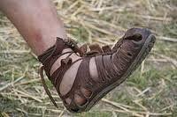 Resultado de imagen para sandalias romanas antiguas