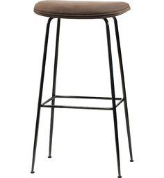 Beetle Bar stool fully upholstered
