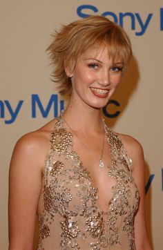 Delta Goodrem Wearing Braces