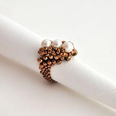 shilabead: gyűrű/ring