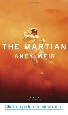The Martian: A Novel ** It starts with a sand storm on mars and the apparent death of one of the six astronauts there. 5 leave for trip back to earth and 1 stranded.  The race is on to figure out how to save one man. Good read, a bit technical at times.