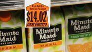 Food Prices Around Alaska