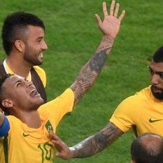 le Brésil en or,une première dans son histoire en Jeux Olympiques